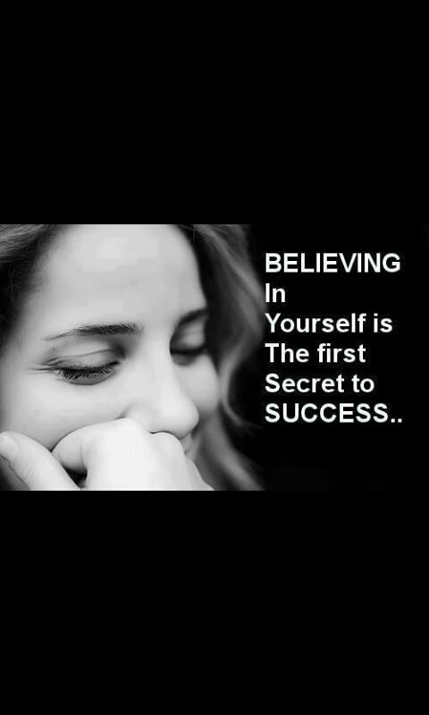 believing yourself